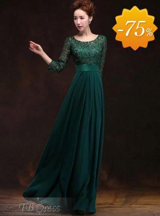 Vintage Green Tbdress